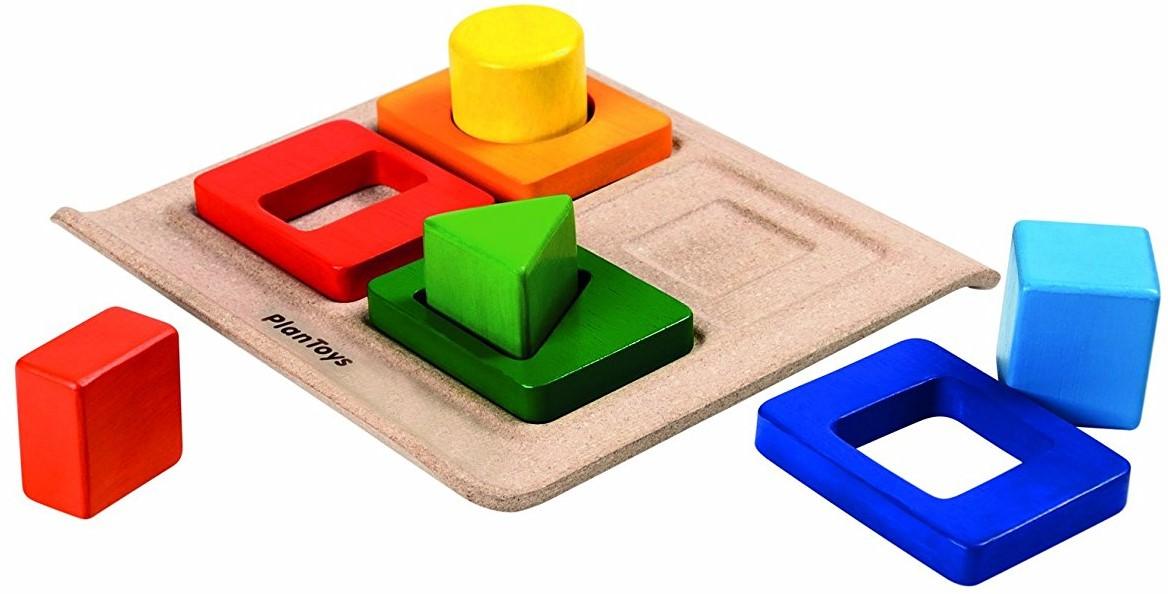 Classificação de Formas - Plan Toys