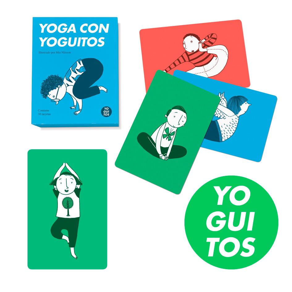 Yoga para Crianças - Yoguitos