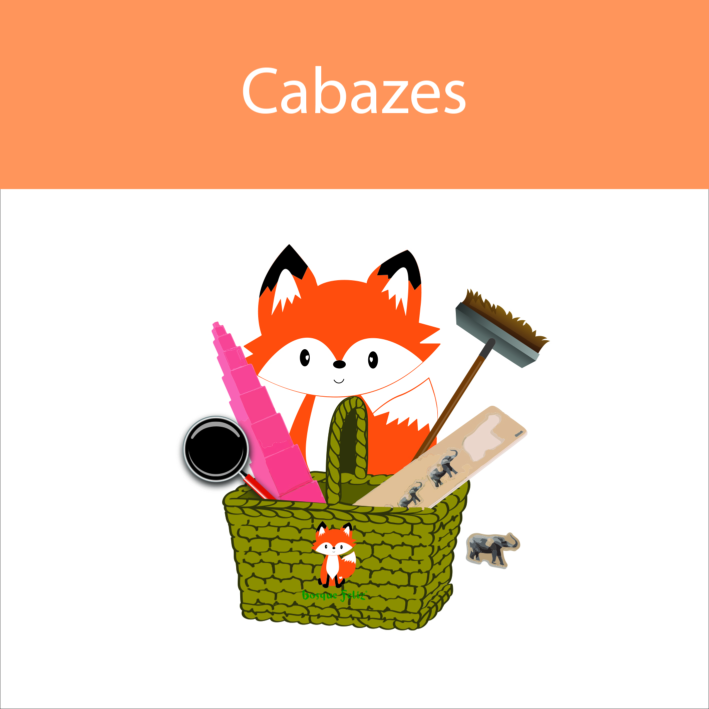 Cabazes Montessori