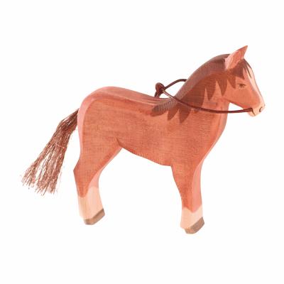 Cavalo Castanho - Ostheimer
