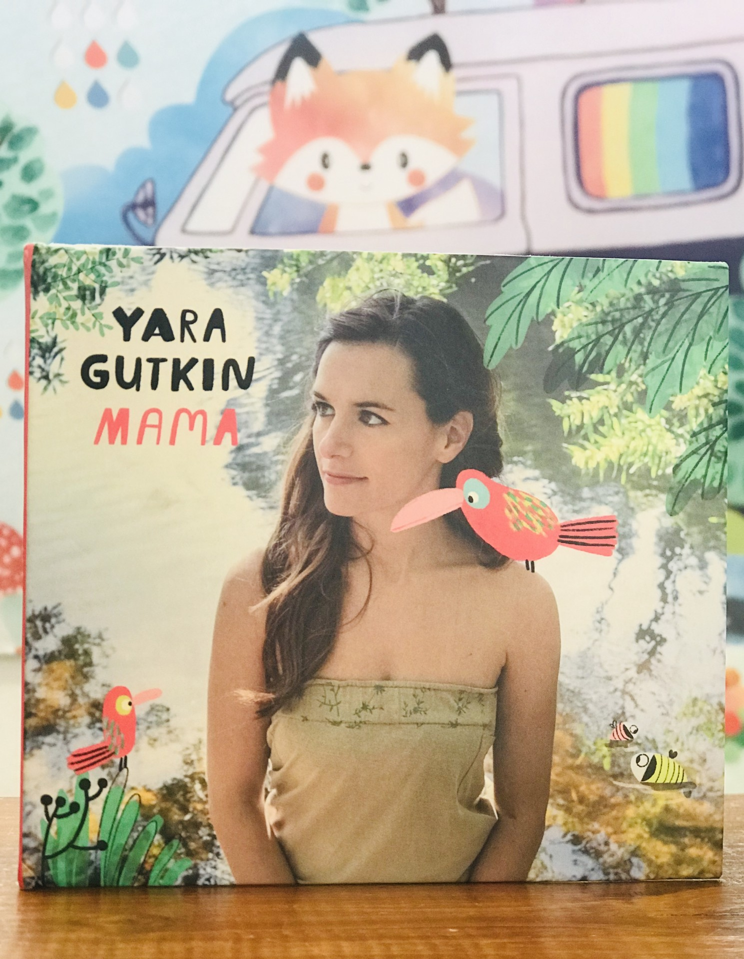 Mama CD Musical - Yara Gutkin