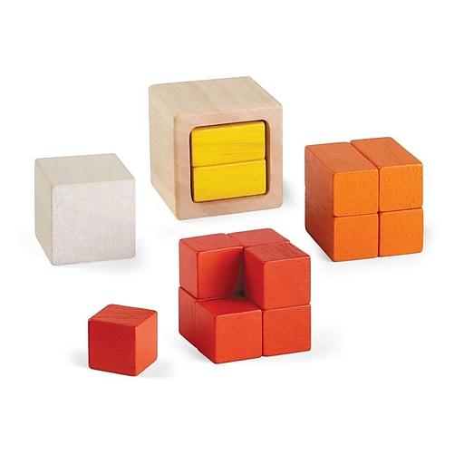 Cubo de Frações - Plan Toys