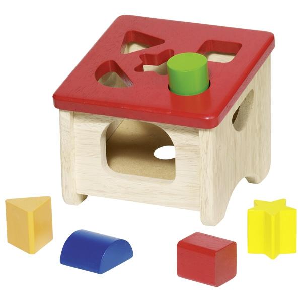 Caixa de Formas de Encaixar - Goki