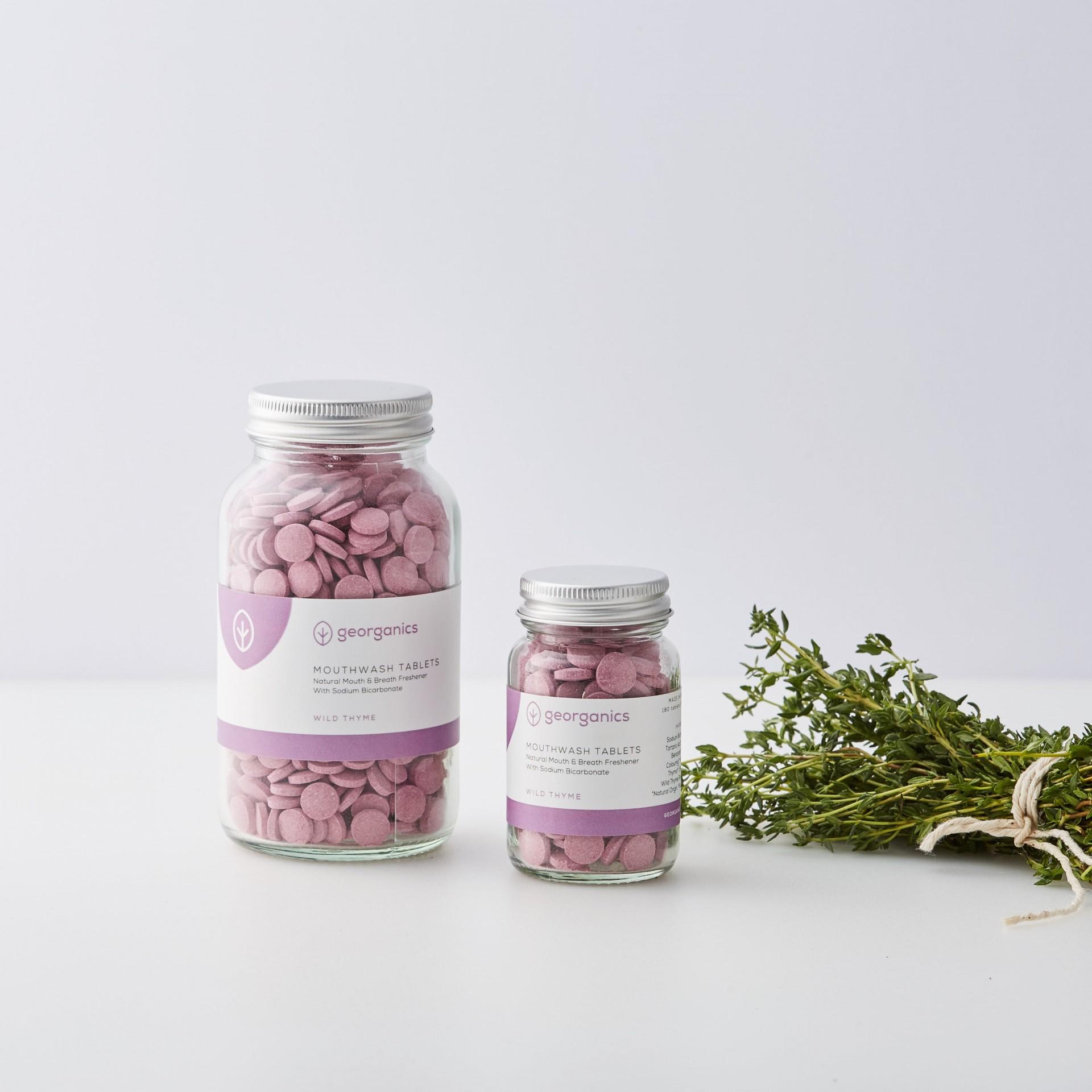 Pastilhas Elixir Bocal – Tomilho Selvagem