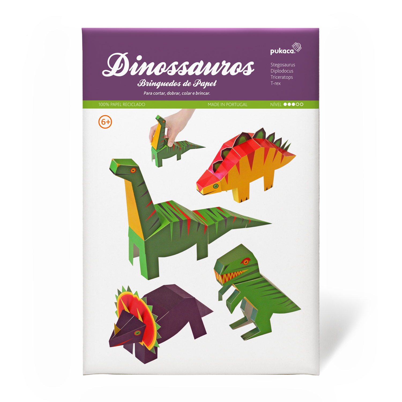 Dinossauros - Pukaca