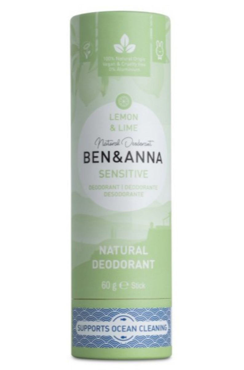 Desodorizante Lima & Limão - Ben & Anna