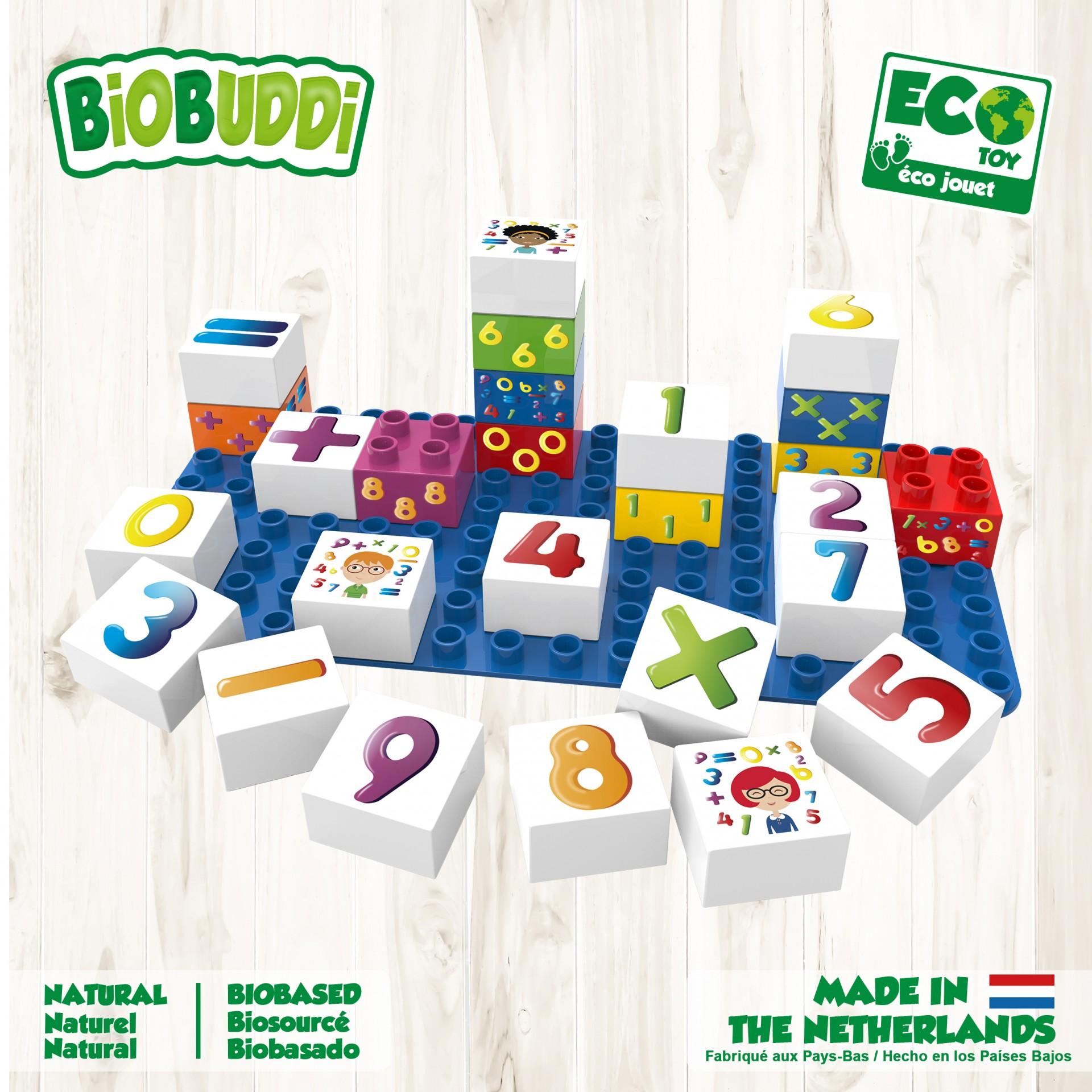 Os Números - BioBuddi