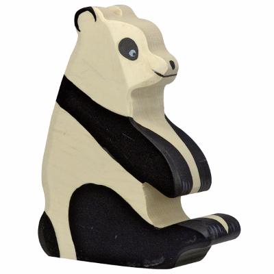 Panda Sentado - Holztiger