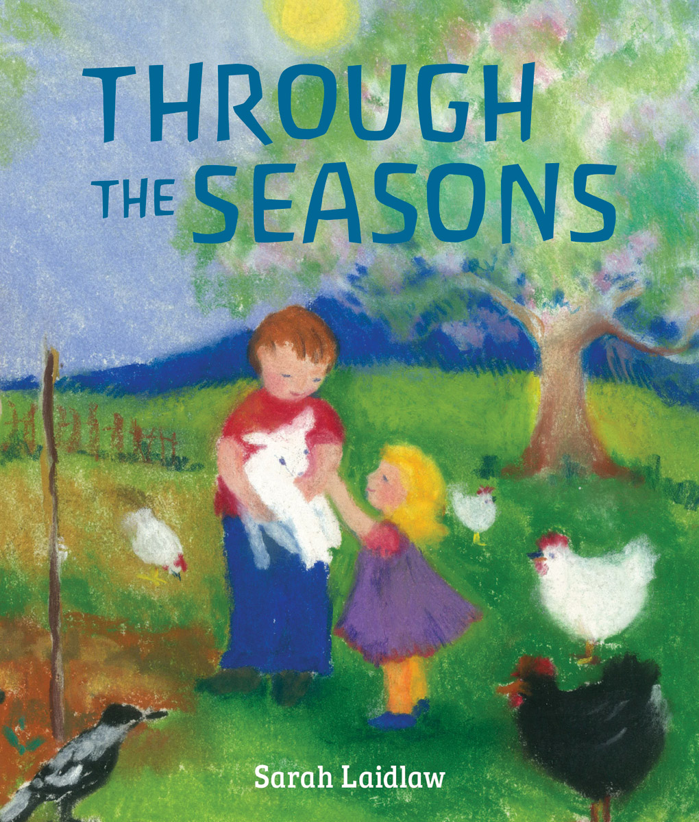 Through The Seasons Illustrated Book - Floris Books