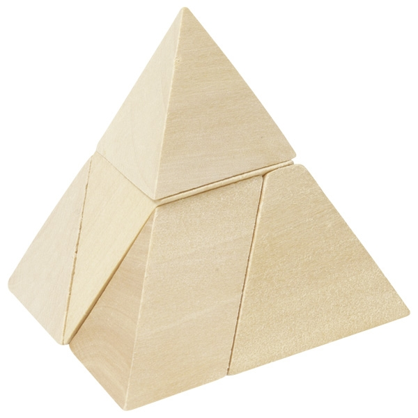 Puzzle Pirâmide - Goki