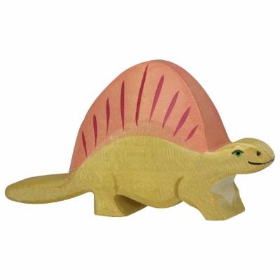 Dimetrodon - Holztiger