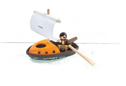 Barco Pirata - Plan Toys