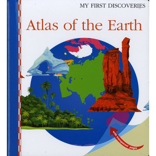 Atlas da Terra - My First Discoveries