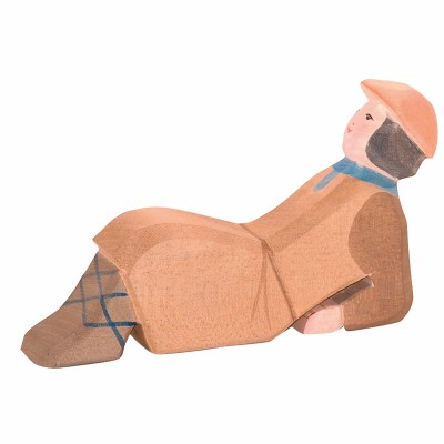 Pastor Deitado costas - Ostheimer