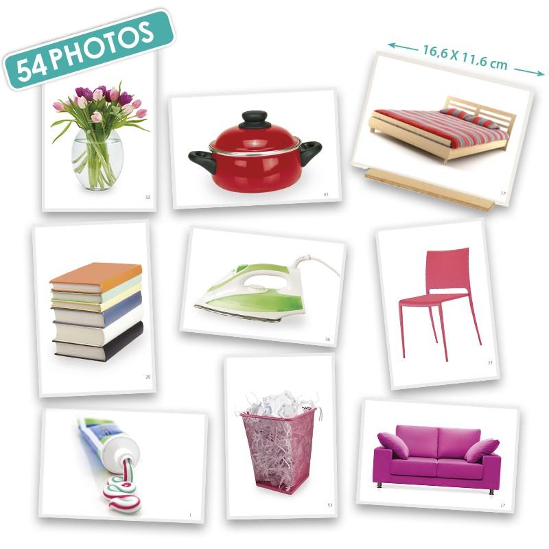 Cartões Objetos de Casa - Akros