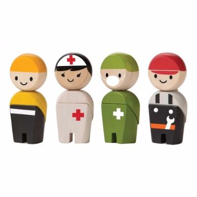 Equipa de Resgate - Plan Toys