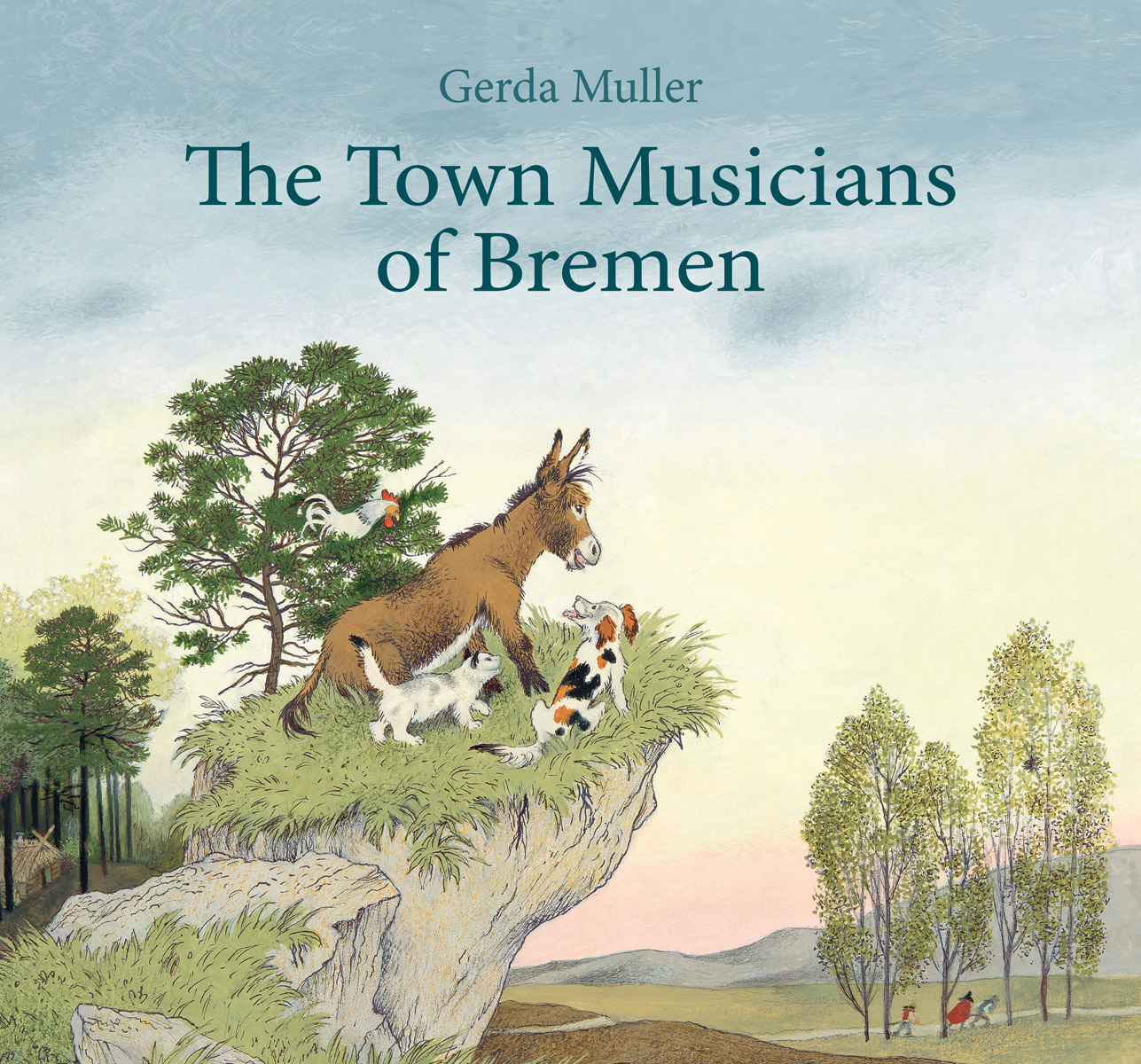 The Town Musicians Of Bremen - Floris Books