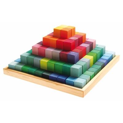 Pirâmide Grande de Blocos - Grimm's