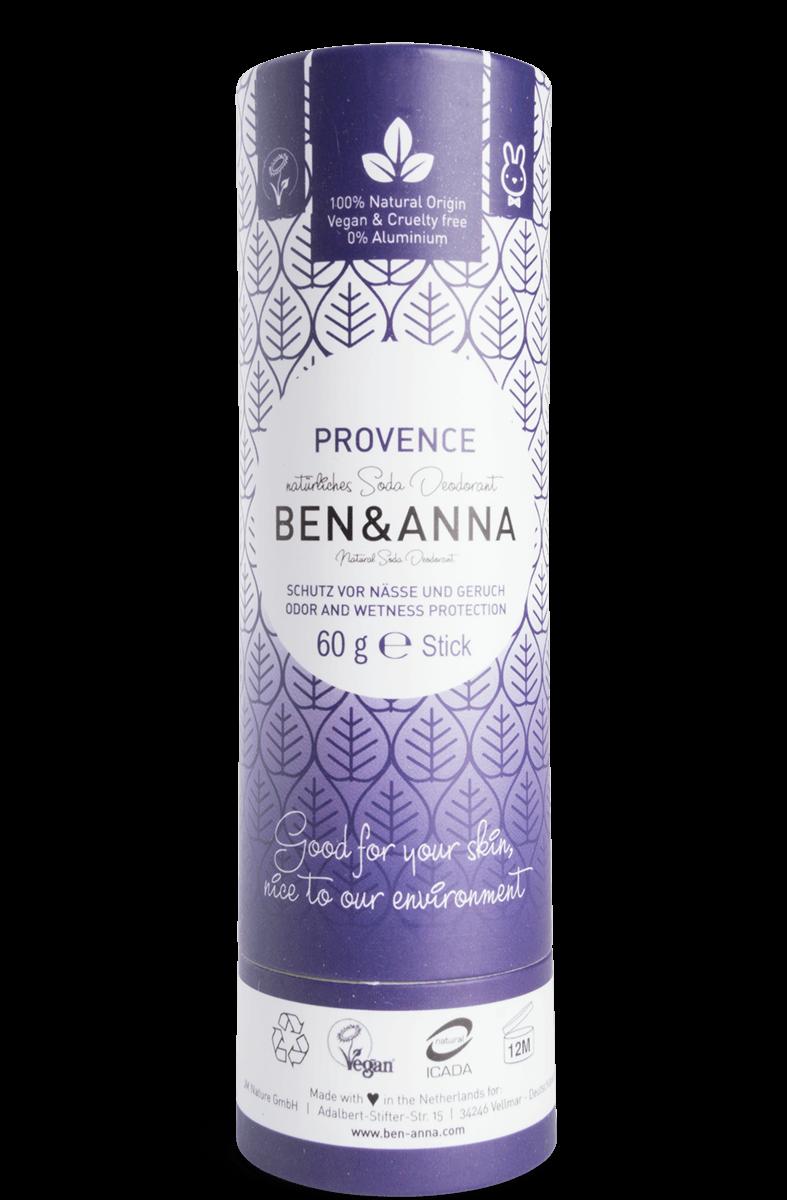 Provença Desodorizante Natural - Ben & Anna