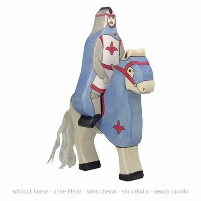 Cavaleiro Capa Azul I (Sem Cavalo) - Holztiger
