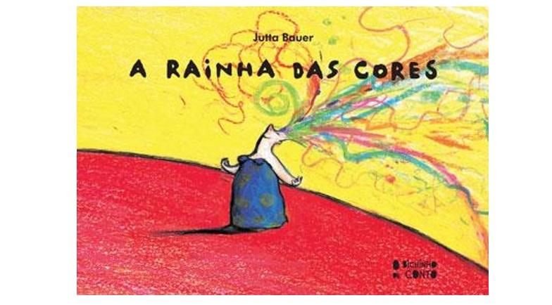 A RAINHA DAS CORES