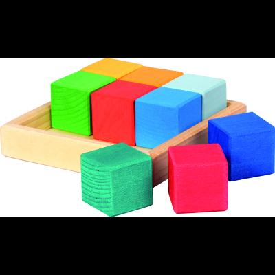 Kit Construção Quadrados - Gluckskafer
