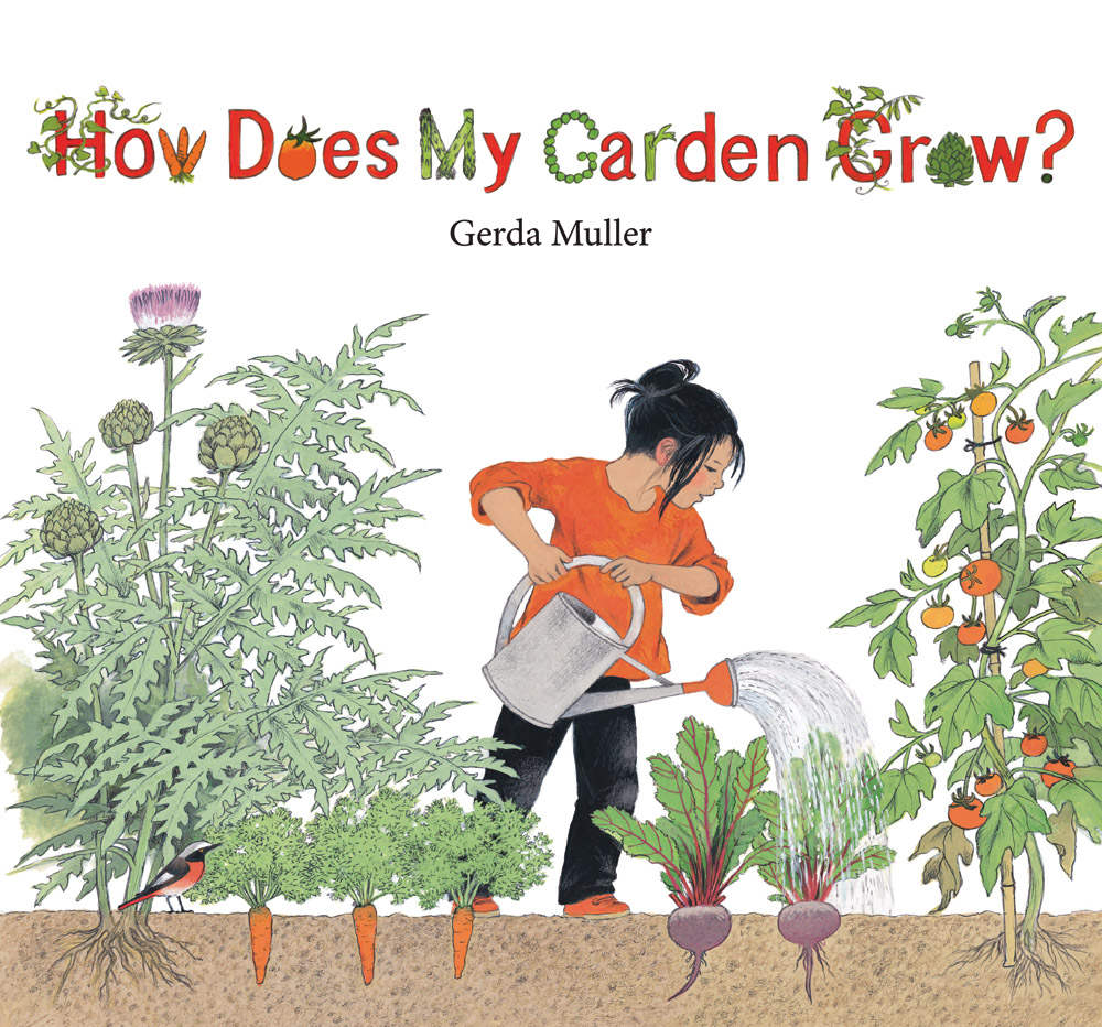 How Does My Garden Grow - Floris Books