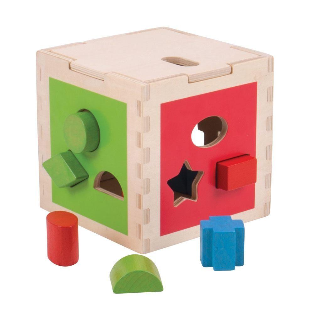 Caixa de Formas e Classificação - BigJigs