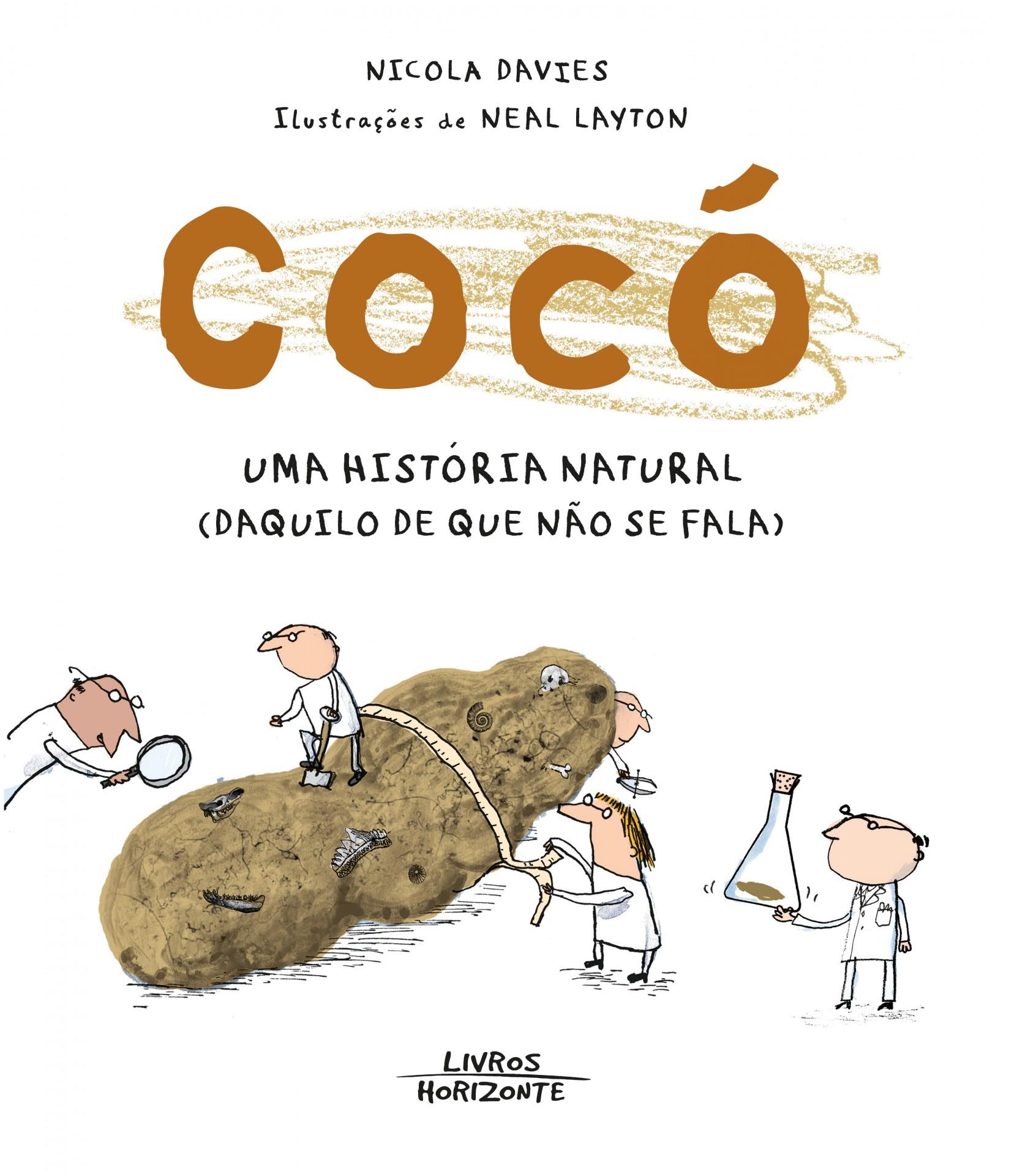 Cocó - Uma História Natural (Daquilo Que Não Se Fala)