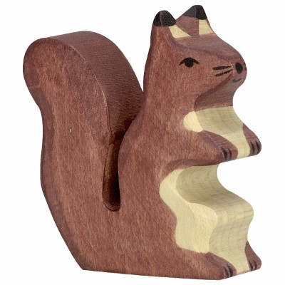 Esquilo II - Holztiger