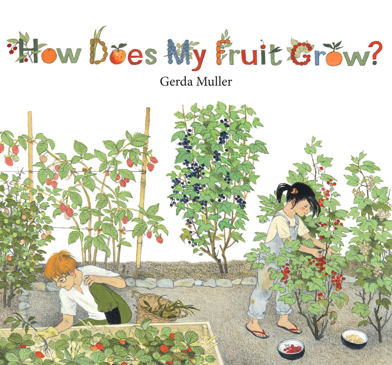 How Does My Fruit Grow - Floris Books
