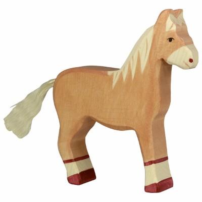 Cavalo Castanho - Holztiger