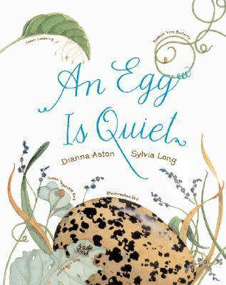 An Egg is Quiet - Capa Mole