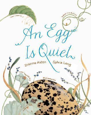 An Egg is Quiet - Capa Mole