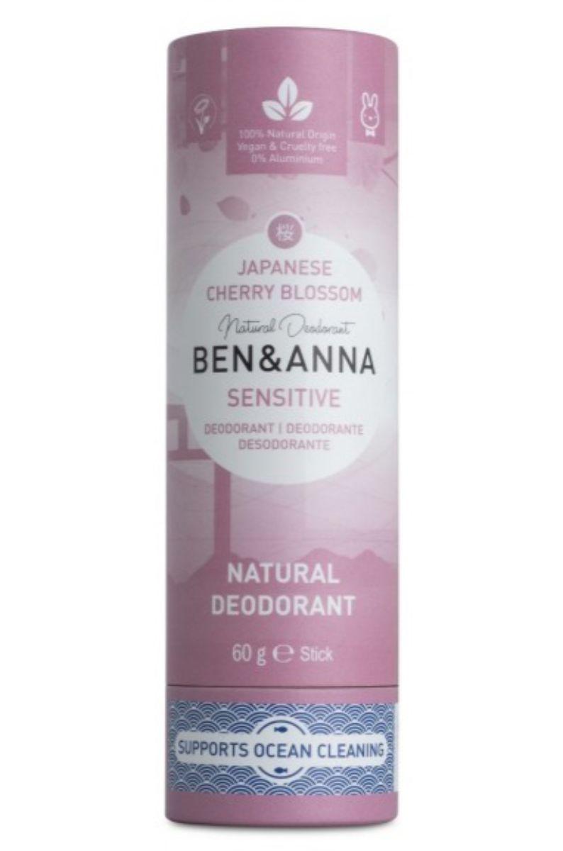 Desodorizante Flor de Cerejeira Japonesa - Ben & Anna
