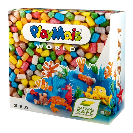 O Mar - PlayMais World