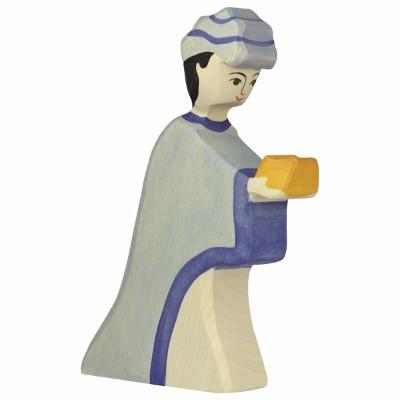 Gaspar Azul - Holztiger