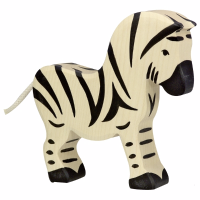 Zebra I - Holztiger