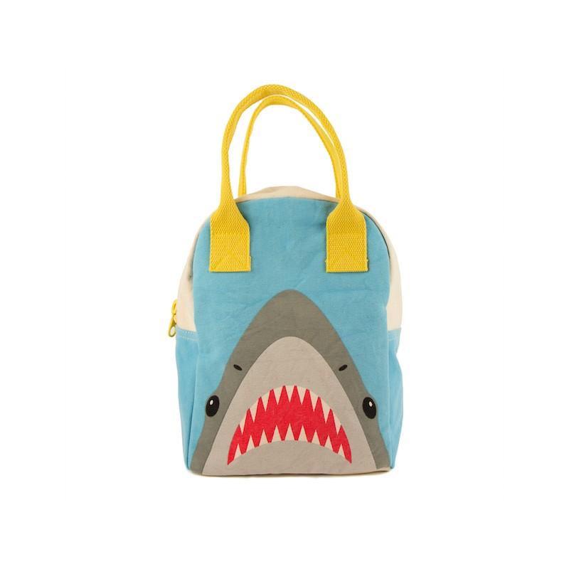 Lancheira Saco Tubarão - Fluf
