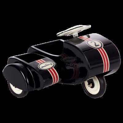Scooter Sidecar Preto - Maileg
