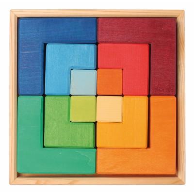 Puzzle Quadrado - Grimm's