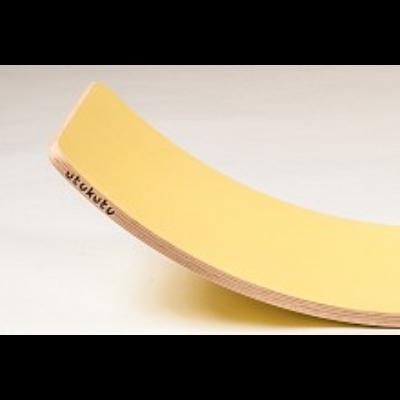Prancha de Equilíbrio Pastel Amarelo - Utukutu