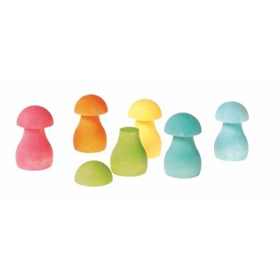 Cogumelos de Ordenar Pastel - Grimm's