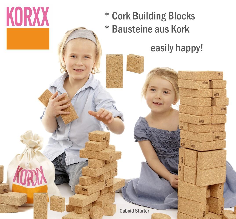 Cuboid starter - Korxx