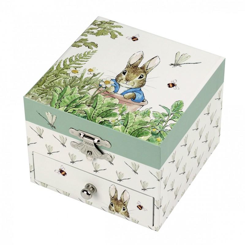 Caixa de Música Peter Rabbit© - Trousselier