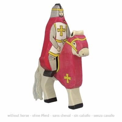 Cavaleiro Capa Vermelha I (Sem Cavalo) - Holztiger
