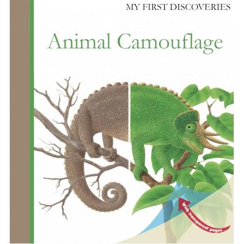 Animais Camuflados - My First Discoveries