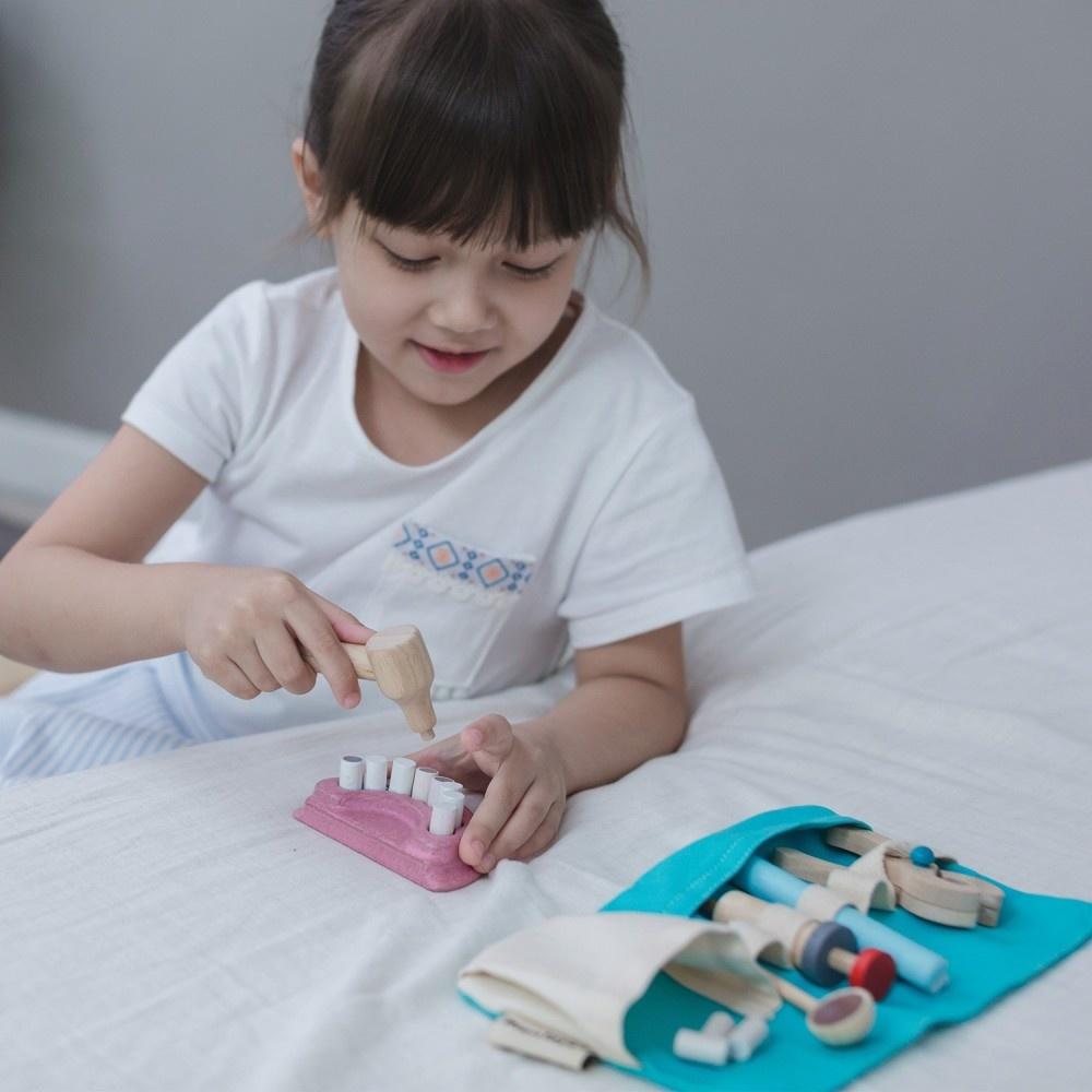 Conjunto de Dentista - Plan Toys