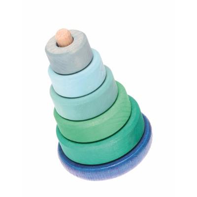 Torre Sempre em Pé Azul - Grimm's