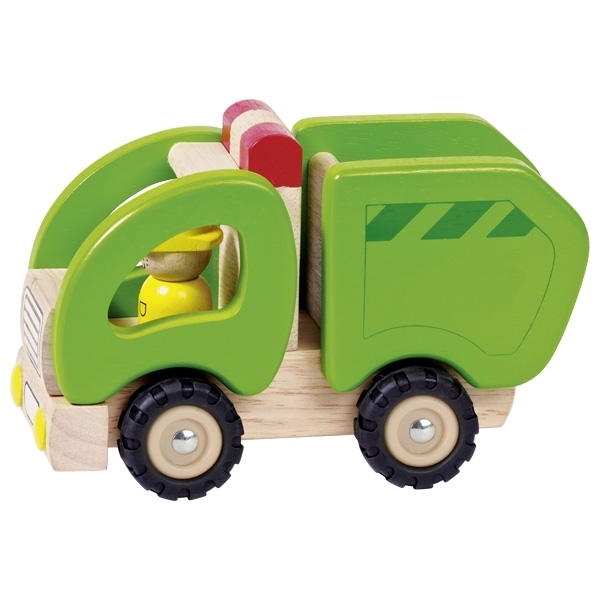 Camião de Lixo - Goki